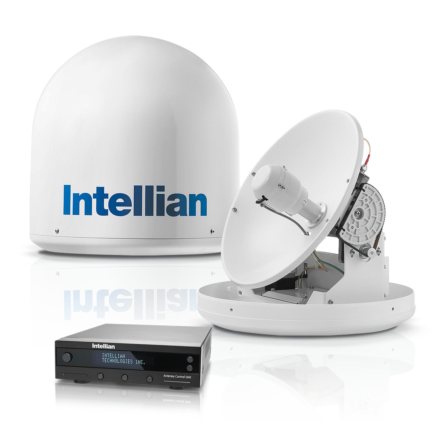 Intellian B2 206s Price I2 Hd Satellite Television System With 130 Wiring Diagram Us Dish